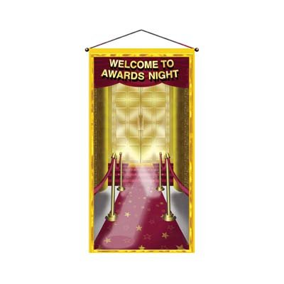 Awards Night Door/Wall Panel Party Accessory (1 count) (1/Pkg)