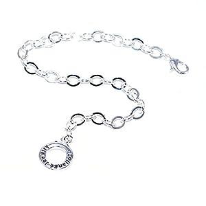 Charms Bettelarmband - 19 cm Armband von Collangé Jewelry®