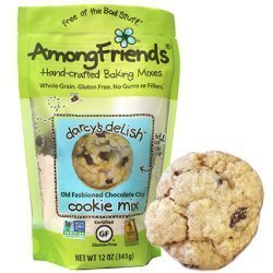 Darcy's Delish Old Fashioned Chocolate Chip Cookie Mix (Pack of 2)