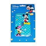 Disney Mickey and Minnie Mouse Switchplate Cover - Kids Nursery Bedroom Playroom Wall Decor