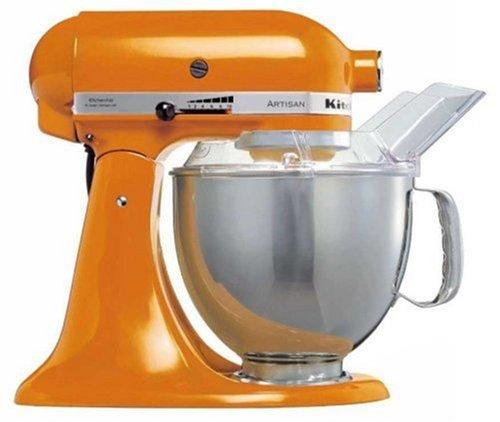 de kaufen kitchenaid k chenmaschine artisan orange 5ksm150psetg kaufen. Black Bedroom Furniture Sets. Home Design Ideas