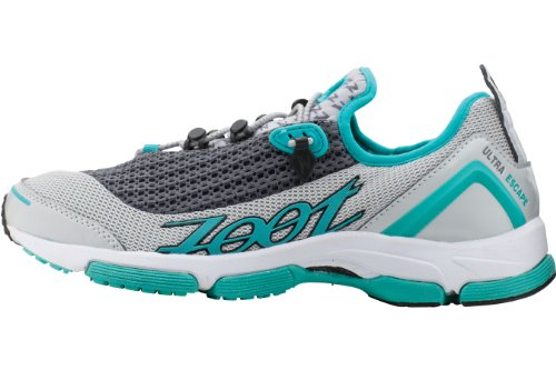 Zoot ULTRA Tempo 5.0 grey/aruba/white grey/blue shoes sport men