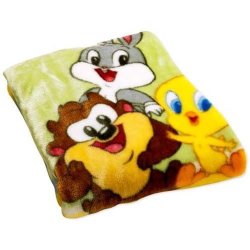 Amazon.com: Baby Looney Tunes Toddler Blanket - Luxury Plush Throw 30