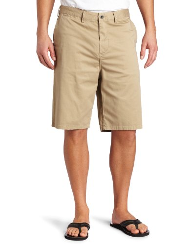 DC Shoes DC Chino - Pantaloncini da uomo, Uomo, Walkshort DC Chino Mens, cachi, 28