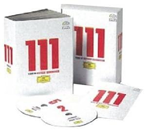 111 Years Of Deutsche Grammaphon: 11 Great Videos [DVD] [2009]
