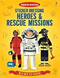 img - for Sticker Dressing Heroes & Rescue Missions book / textbook / text book