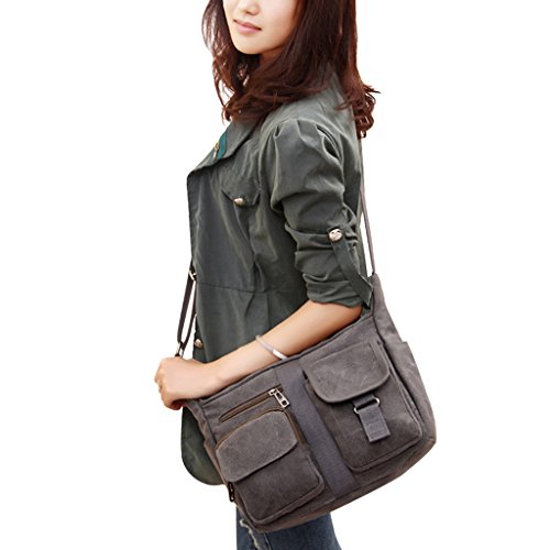 ENKNIGHT-Women-Shoulder-Bags-Casual-Handbag-Travel-Canvas-Bag-Messenger-Sling-Bag