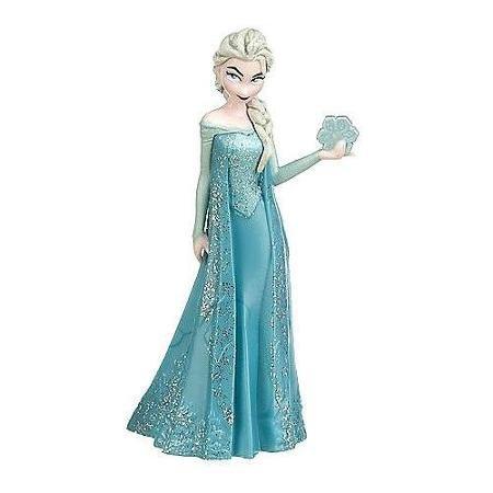 Disney Frozen Exclusive Loose Mini PVC Figure Elsa Doll Toy