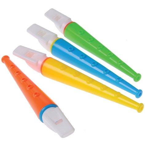 Plastic Flutes - 1