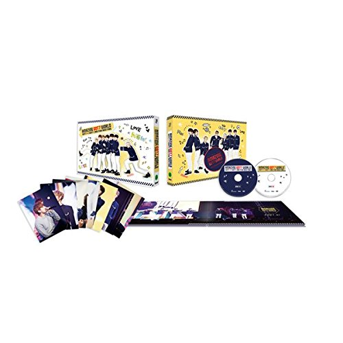 【先行販売 初版】 GOT7 - AMAZING GOT7 WORLD GOT7 ♥ I GOT7 2ND FAN MEETING (Limited Edition) [DVD] (限定版) (韓国盤)(Ktown4u特典)(Ktown4u限定)