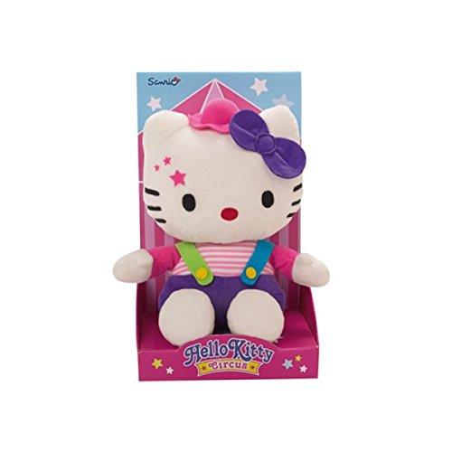 Jemini-Peluche-Hello-Kitty-Clown-Kitty-27cm-3298060226837