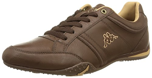kappa-mezzio-sneakers-basses-homme-marron-dk-brown-tannin-41-eu