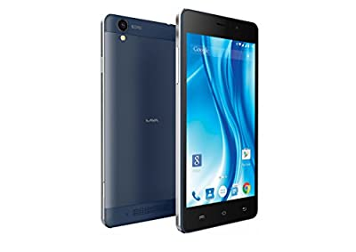 Lava X3 (Black & Blue, 8 GB)