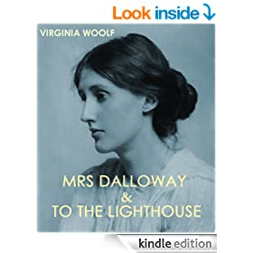 MRS DALLOWAY & TO THE LIGHTHOUSE (illustrated)
