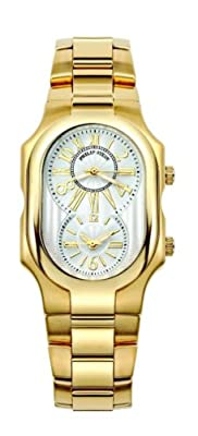 Philip Stein Men's 2GP-MWG-SSGP Signature Yellow Gold Bracelet Watch