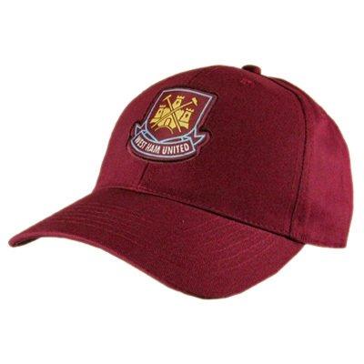 West Ham United FC Cap (Adult - Claret)