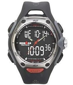 Timex IRONMAN Triathlon 50-Lap Dual Tech