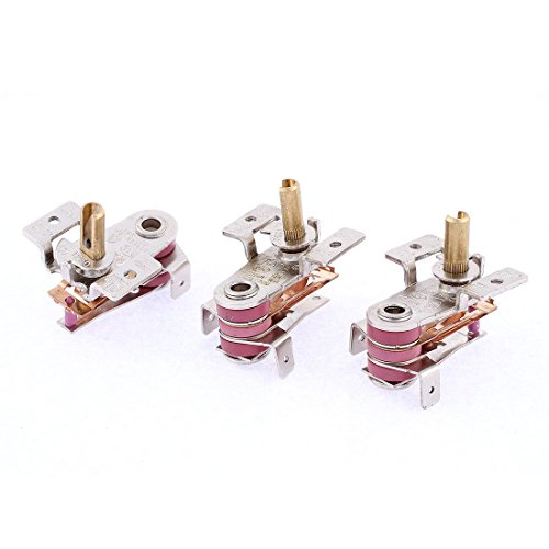 3-PC-KDT-200-Grenze-Einstellbare-Thermostatschalter-fr-elektrische-Heizung
