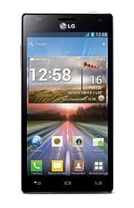 LG P880 Optimus 4X HD Smartphone (11,9 cm (4,7 Zoll) Touchscreen, 8 Megapixel Kamera, 1,5GHz, NFC, WiFi, Android 4.0) schwarz