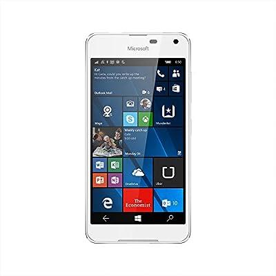 Microsoft Lumia 650 (Dual SIM, White)