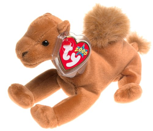 Ty Beanie Babies Niles - Camel - 1