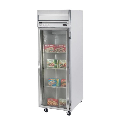 Glass Door Beverage Refrigerators front-28456