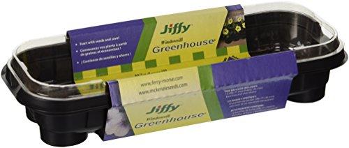 12-Pellet-Windowsill-Greenhouse-Seed-Starter-Kit-12PEL-WNDWSLL-GREENHOUSE