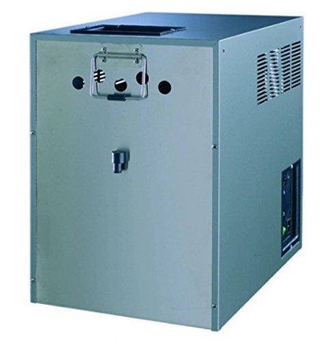Refroidisseur d'eau banc de glace encastrable - L350 x P530 x H500 mm - COSMETAL