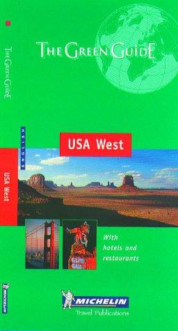 R.USA West E (Grüne Reiseführer)