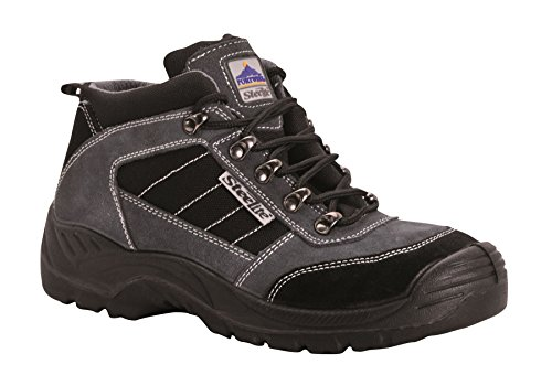 Portwest fw63 S1P Trekker Boot 36/3, nero (Black), 46  EU