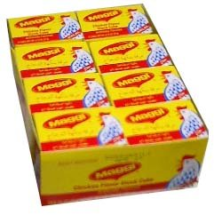 amazon   maggi chicken stock halal case 21g 2 cubes