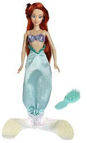 "Disney Princess ""Princess Ariel"" Little Mermaid Doll - 1"