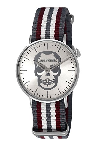 Zadig & Voltaire ZV 111/F1 Urban  - Wristwatch Unisex, Nylon, Band Colour: Multicolour