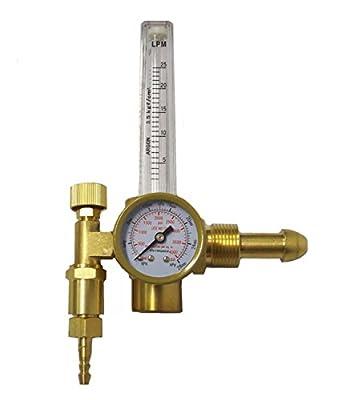 Argon/co2 Regulator/flowmeter Mig Tig Welder Welding