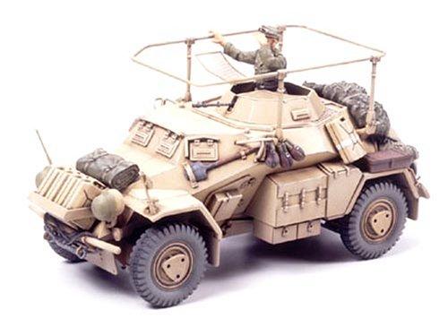 1/35 ミリタリーミニチュアシリーズ ドイツ無線指揮車フンクワーゲン(エッチング付)