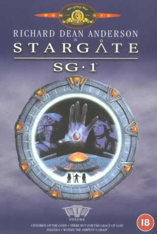 Stargate SG-1 - The Best of Series 1 [DVD]
