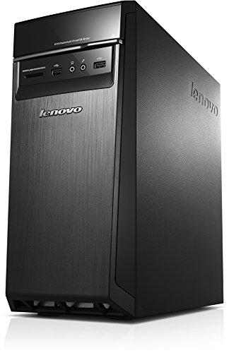 Lenovo H50-50 3.2GHz i5-4460 Mini Tower Negro - Ordenador de sobremesa (i5-4460, Mini Tower, Unidad de disco duro, Intel Core i5-4xxx, DVD±RW, Negro)