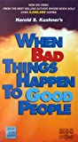 When Bad Things Happen to Good People [VHS]