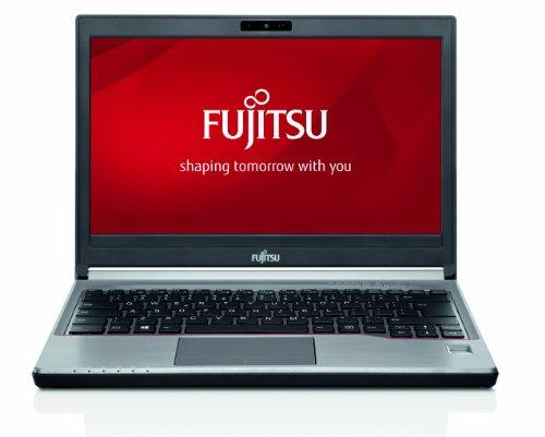 Fujitsu Lifebook E753 15.6-inch Notebook (Intel Core i5 3230M 2.6GHz Processor, 4GB RAM, 500GB HDD, DVDRW, LAN, WLAN, BT, Integrated Graphics, Windows 7 Professional)