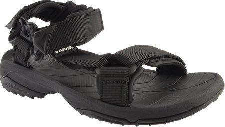 Teva Men's Terra Fi Lite Sandal,Black,12 M US