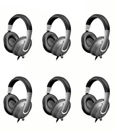 Cyber Acoustics (Acm-7002) Stereo Headphones For Kids / Children / Elem Schools