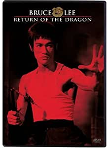 return of the dragon bruce lee chuck norris