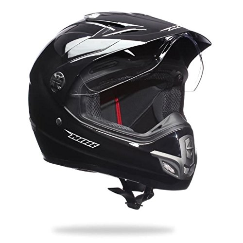 NOX CASQUE CROSS INTEGRAL N739 NOIR