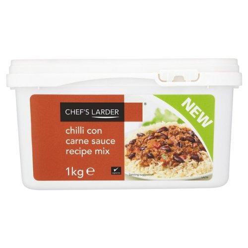 Larder Chili con carne Recette Sauce Mix de 1 kg de chef
