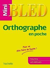 Orthographe en poche