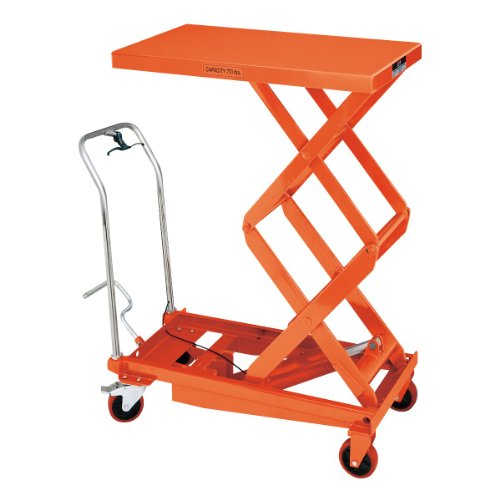 JET DSLT-770 Double Scissor Lift Table