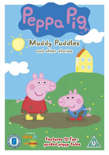 Peppa Pig - Muddy Puddles And Other Stories [DVD]