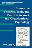 Innovative Theories, Tools, and Practices in Work and Organizational Psychology (0889372373) by Avallone, Francesco