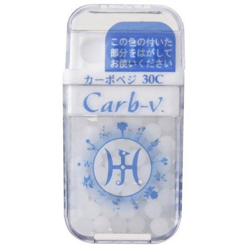 ホメオパシージャパンレメディー 基本12 Carbーv. カーボベジ 30C 大ビン