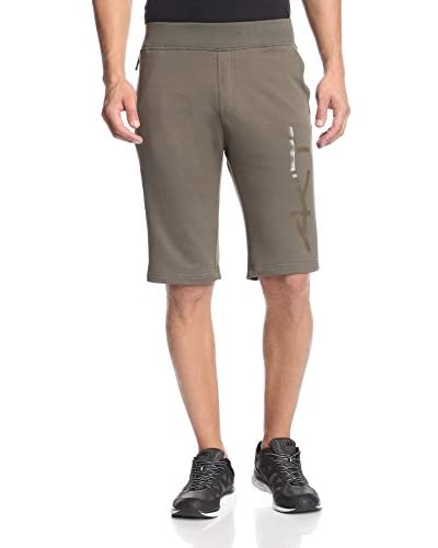 Kappa Men's Regular Fit Light French Terry Short